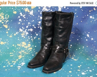 30% OFF CODE WEST Motorcycle Boot Women's Size 7 M