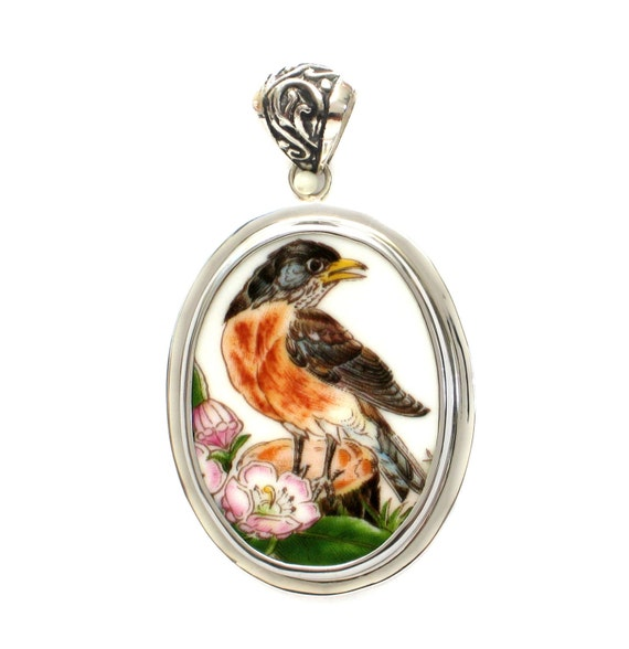 Broken_China_Jewelry_Robin_Pendant