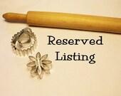 Reserved for Rachel