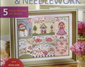 Cross-Stitch & Needlework Magazine: July 2010 Issue