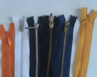 Nylon Zippers/Zib/sewing supplies/zipit/Long pull
