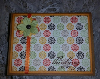 Thinking of You, Handmade Card