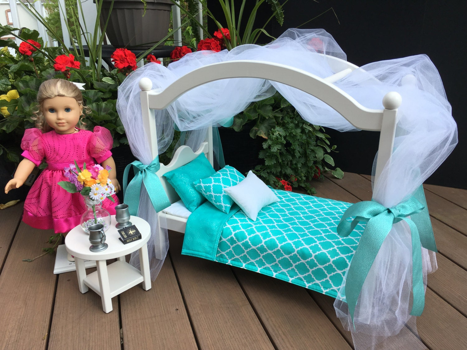 American Girl Doll Canopy Bed 28 Images American Girl