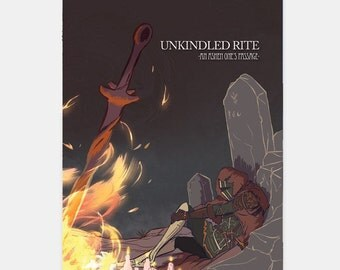 UNKINDLED RITE: Dark Souls 3 fanbook