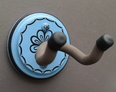 AS IS - Instrument Wall Hanger Hook for Ukulele, Fiddle, Mandolin, Violin or Guitar - Ready to Ship
