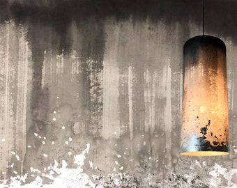 Hand Made and Painted: Glow Mist by Jae Schalkamp