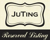 Reserved for Jessica, Beach Wedding Invitation, Sea Shell, Beach Wedding Invitation, Pocket fold