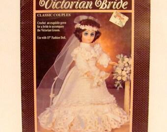 Victorian Bride Crochet Book