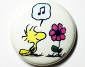 Woodstock - 1 inch Button, Pin or Magnet
