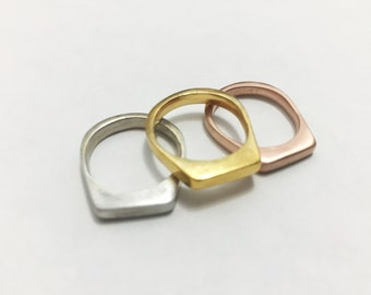 the stack rings