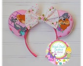"""Perfect """"So this is LOVE"""" Lady & the Tramp Mouse Ears!!"""