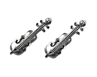 Cello Cufflinks