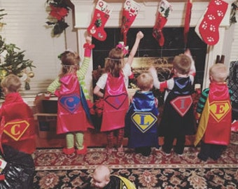 2016 Summer Special Price BUNDLE SUPERHERO PARTY Pak of  Boys & Girls Reversible Super Hero Capes  for Birthday Party Gifts