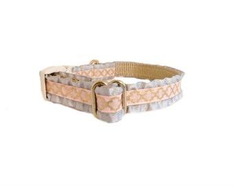 Girl Dog Collar, Super Girly Dog, Chic Dog Collar