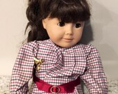 Vintage Retired Samantha American Doll
