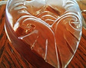 Milky Way Lotus Heart Soap Mold   - DESTASH / Clearance