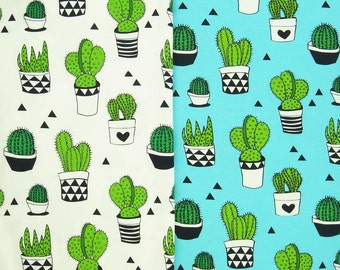 CACTUS organic cotton elastane single jersey