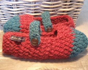 Millie Ann's Slippers, 'On Point'