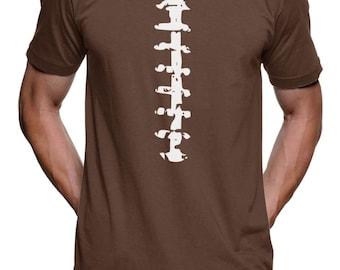 Football Game Day T Shirt - American Apparel Tshirt