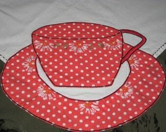 Tea time tablecloth
