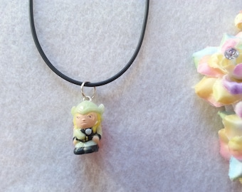 Thunder Hero Squinky Necklace