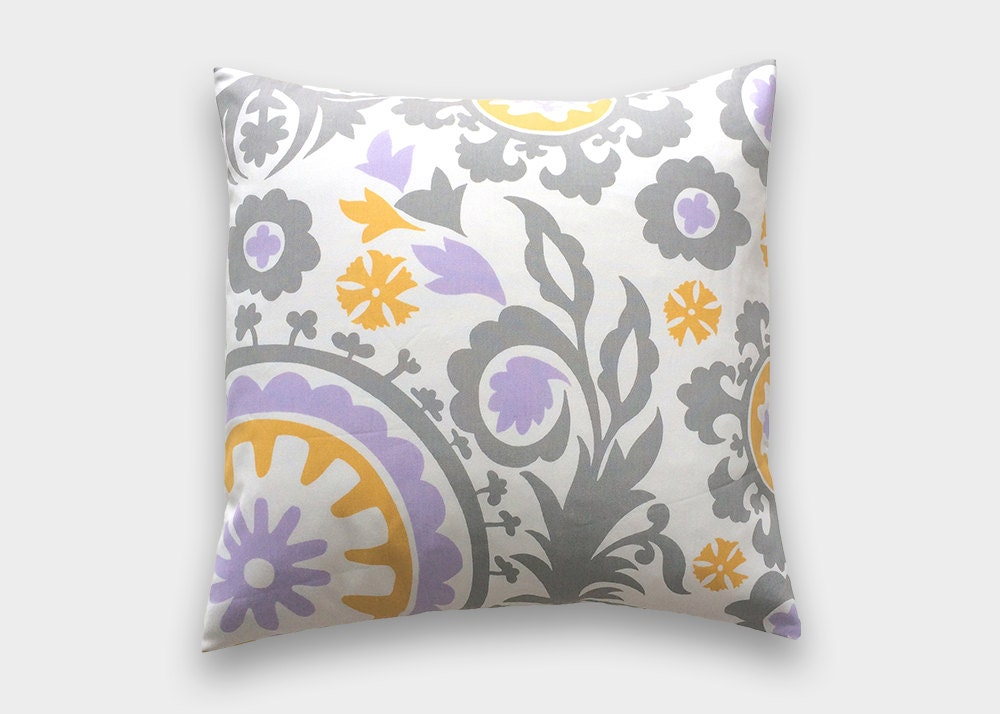 Decorative Throw Pillows Clearance : 70% Off CLEARANCE Purple Decorative Pillow Cover. 16x16