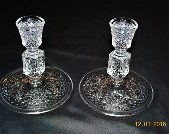 Imperial Cape Cod Candle Holders