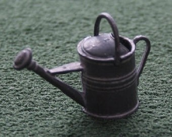 Dolls House Miniature Garden Watering Can