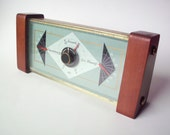 Vintage Mid Century Swift Weather Station, Barometer, Humidity, Temperature