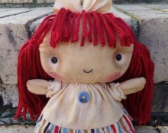 Primitive Rag Doll Raggedy