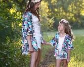 NEW: Giselle MISSES Kimono PDF Pattern & Tutorial, All sizes xxs - xxl included