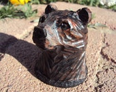 Bear Collector Paperweight, Office Decor