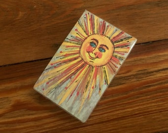 Vintage Sunshine deck of cards - Trump - not opened