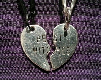 Best Witches Necklace Set