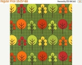 SUPER SALE City Centre Trees on Green From Robert Kaufman