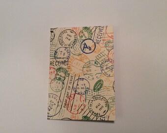 Passport Cover Passport Stamps (#439)