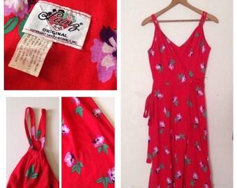 Vintage Lanz Summer Dress