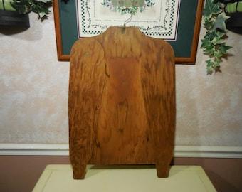 Primitive Sweater Stretcher/Dryer wooden form wall art
