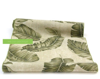 "Leaves Table Runner by We Can Package - 14"" x 108"""