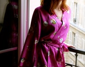 Robe Pattern - french seams finishing included - PDF Pattern and Tutorial
