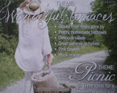 RESERVED For Amy...Jeanne d' Arc Living Collector Magazine 6th Issue June 2015 From SincerelyRaven On Etsy