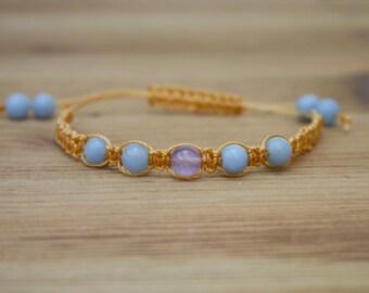 Shamballa Style Bracelet