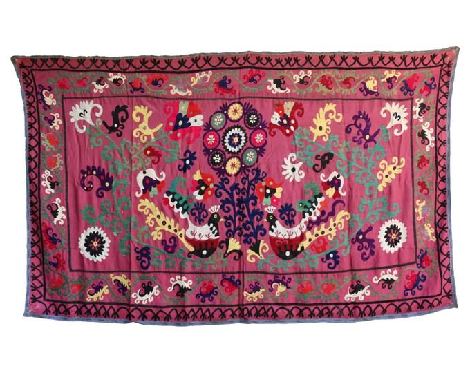 Handmade Vintage Suzani NL3012