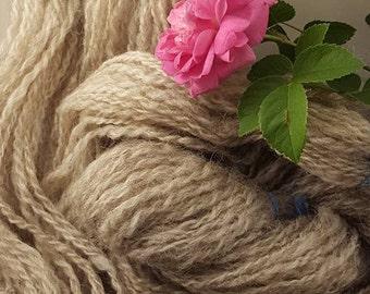 Handspun Two Ply Shetland Yarn 1300 yards