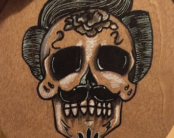 Wall decor day of the dead