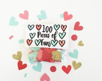 Mint and Coral confetti, mint and coral wedding, mint and coral shower, mint and coral party, mint and coral, confetti, mint, coral, gold
