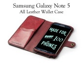 Galaxy Note 5 Leather Wal...