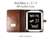iPad Mini Case, All Leath...