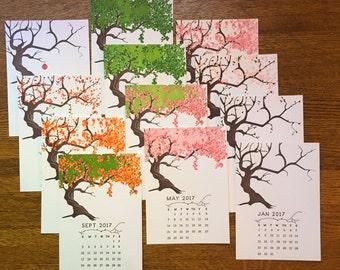 Cherry Tree Calendar
