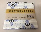 Cotton + Steel - Zephyr by Rashida Coleman Hale - Charm Pack